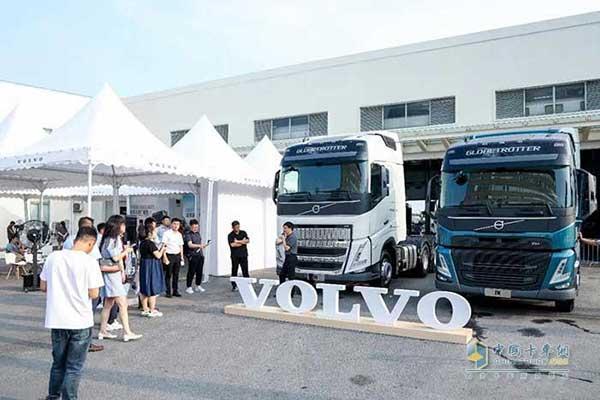 全国路演上海站首秀   全新一代沃尔沃卡车如何助力物流企业追梦?