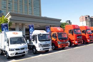 东风汽车股份上半年销售超10.5万辆,同比增长29%