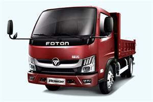 福田瑞沃全新X-Truck金刚S1 超炫色彩潮流登场,让个性精彩绽放