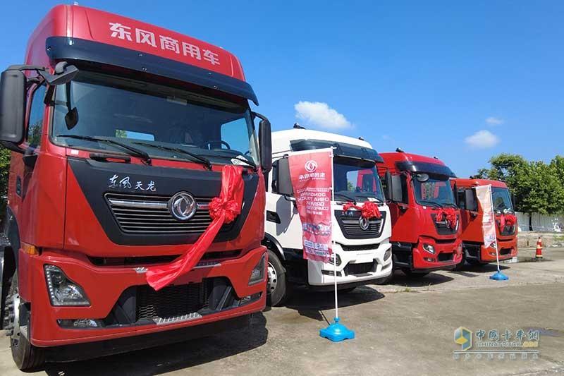 东风天龙中国卡车驾驶员大赛第6季重磅归来!济宁初赛战况激烈