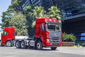 每趟多拉500kg以上,想轻松创富认准国六乘龙H5超轻版!