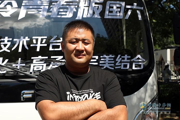 福田奥铃,青春版,轻卡载货车
