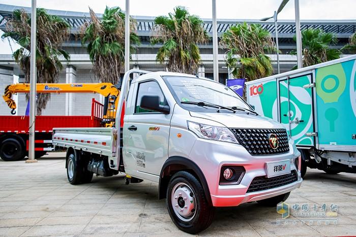 福田祥菱,1.5T发动机,微卡载货车