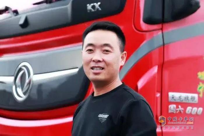 东风商用车,天龙KX,牵引车