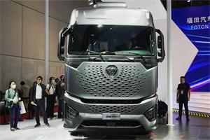 2021上半年销量接近去年全年 欧曼自动挡重卡工程车即将亮相