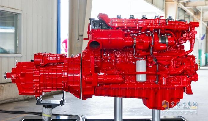 北美康明斯15升530+大马力发动机