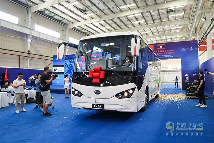 比亚迪,T5D,新能源,轻卡载货车