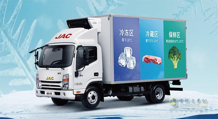 江淮汽车,江淮帅铃冰博士,载货车