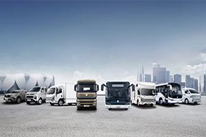 远程汽车上半年销量同比增长626% 新能源轻卡增长1117.5%独占鳌头