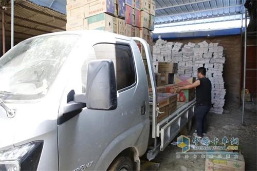 飞碟汽车   载货车