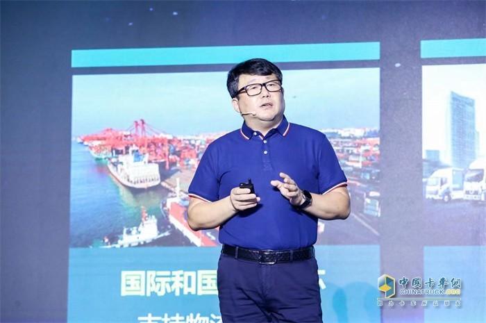 吉利商用车集团总裁、汉马科技集团董事长范现军