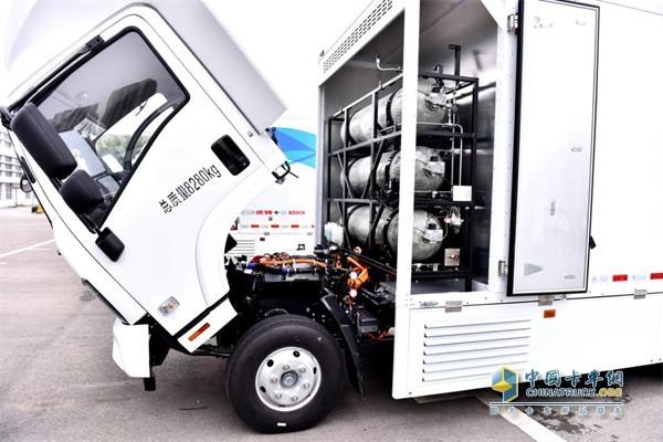 庆铃氢动力商用车