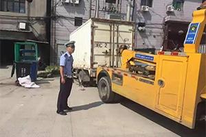 浙江首例,货车尾气超标被开罚单!