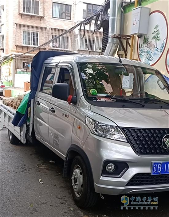福田祥菱  V3载货车