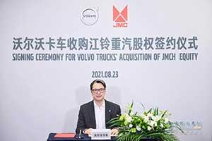 沃尔沃卡车下注中国,重型卡车新时代即将到来