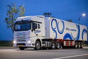 固特异携手智加科技开展自动驾驶卡车项目!