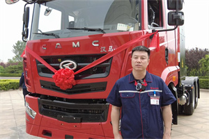 每天运输量超10万吨的用车大户  天津德达只认华菱电动重卡
