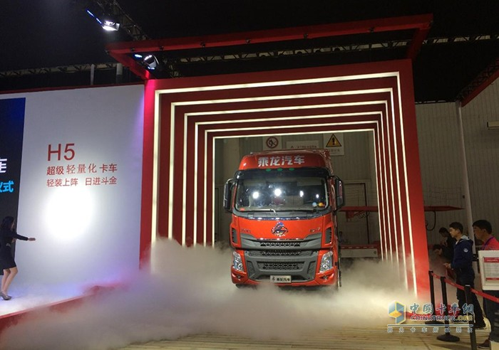 东风柳汽乘龙,M3,H7,牵引车