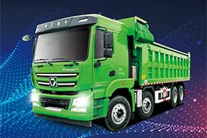 徐工漢風G5自卸车再赴山东,为城市再添绿色源动力