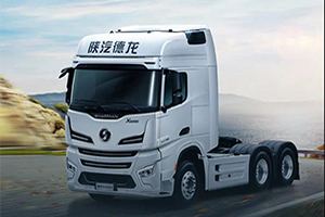 效率至上新体验,陕汽德龙X6000为效率大开方便之门