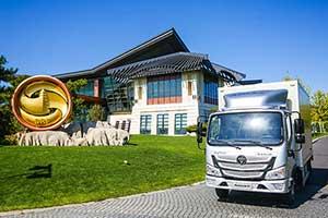 欧马可搭载福田康明斯F2.5L产品来袭 助推城市物流高端轻卡再升级