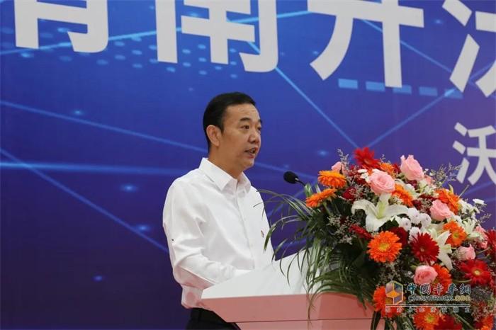 渭南经开区党工委书记、管委会主任赵晓军