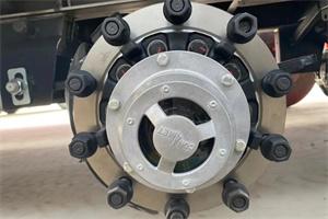 来自北美的康迈挂车免维护轮端  如何适应中国运输工况?