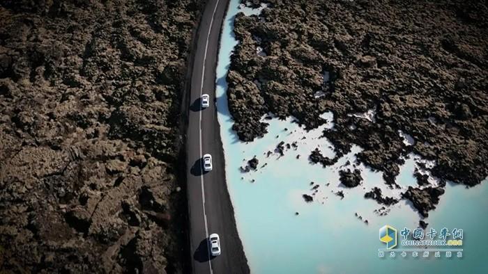 吉利甲醇汽车在冰岛测试