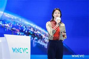 共创共赢 成就伟大----刘静瑜董事长出席2021世界新能源汽车大会并作主题演讲
