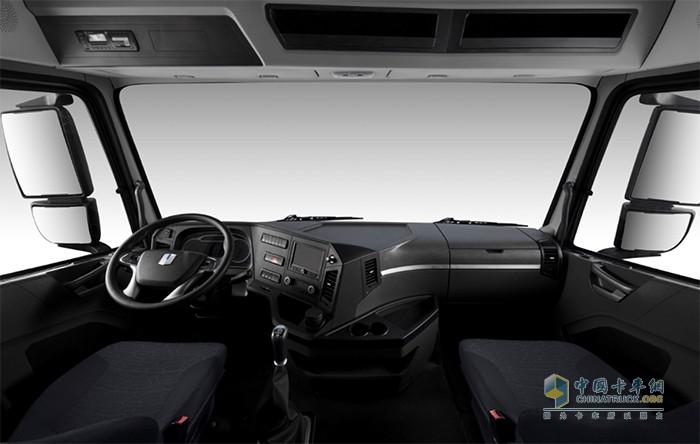 吉利远程汽车,甲醇燃料重卡
