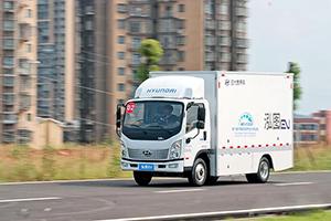 在中国新能源物流车挑战赛中崭露头角,泓图EV产品硬实力说话