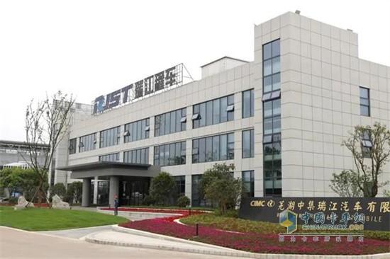 瑞江罐车  智能工厂