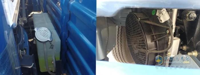 蒸发箱和冷凝器都要养护