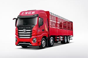 长途物流运输的舒适之家 红岩杰狮H6载货车让你轻轻松松把钱赚