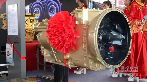 龙擎动力  国六发动机
