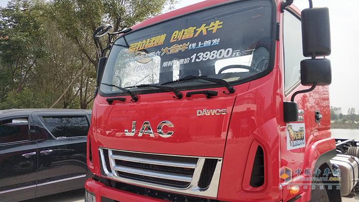 江淮汽车,德沃斯,中卡