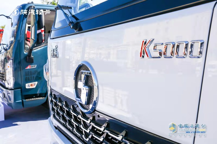 陕汽轻卡K5000应运而生并重新定义高端标载轻卡