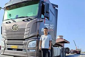 解放卡车的传承者--刘操 跨越世纪的忠实先锋!
