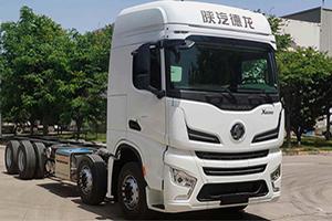 陕汽德龙X6000 王师傅眼中的绿通运输好伙伴!