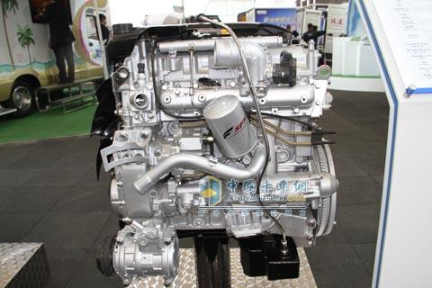 最先进的发动机生产企业