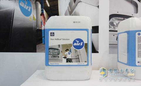 air1是雅苒中化在国内的adblue品牌