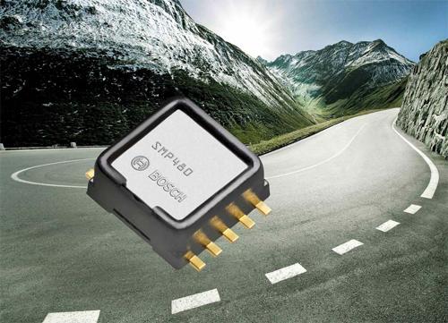 博世推出新一代smp480大气压力传感器