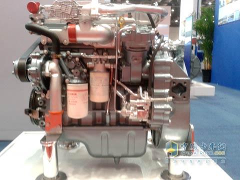 玉柴yc4s轻型发动机