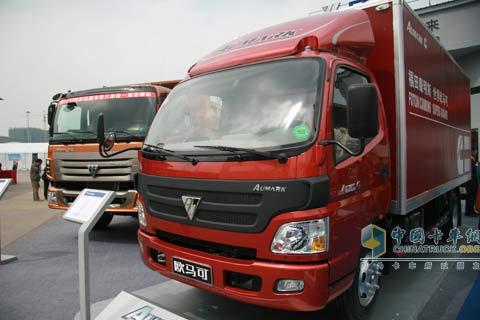 福田欧马可-新闻图片-中国卡车网[www.chinatruck