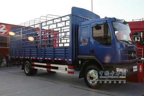 北京货车限吗_2010北京车展东风柳汽乘龙609