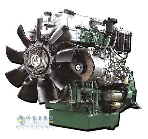 奥威4DL发动机