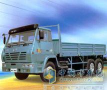 陕汽 奥龙重卡 270马力 6×4 载货车 SX1274TL406