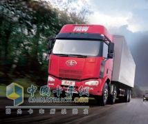一汽解放 J6H重卡 420马力 6×4 牵引车 CA1310P63K1L6T4E