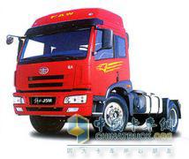 一汽解放 悍威(J5M)重卡 300马力 6×4 牵引车 CA4256P1K2T1EA80