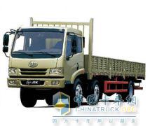 一汽解放 骏威(J5K)中卡 130马力 4×2 载货车 CA1123P9K2L4E